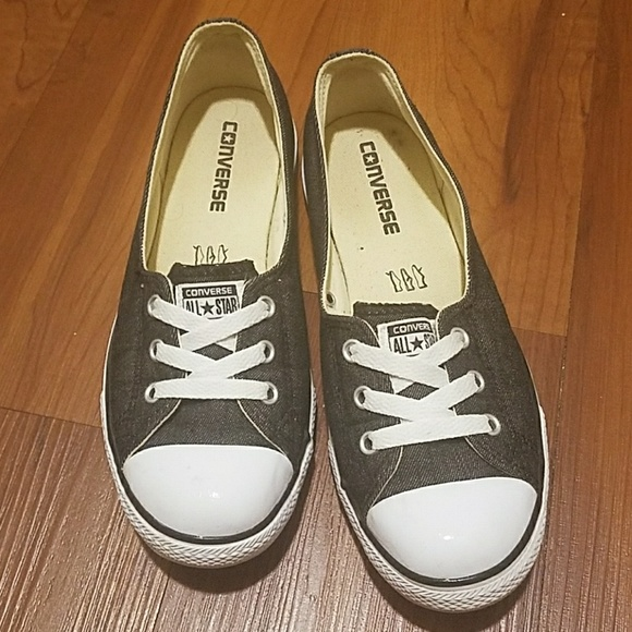 7f485923bf7 Converse Shoes - Converse all star slip on ballerina flats